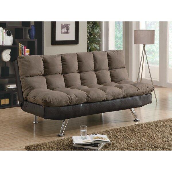 Voorhies Relaxing Convertible Sofa by Latitude Run