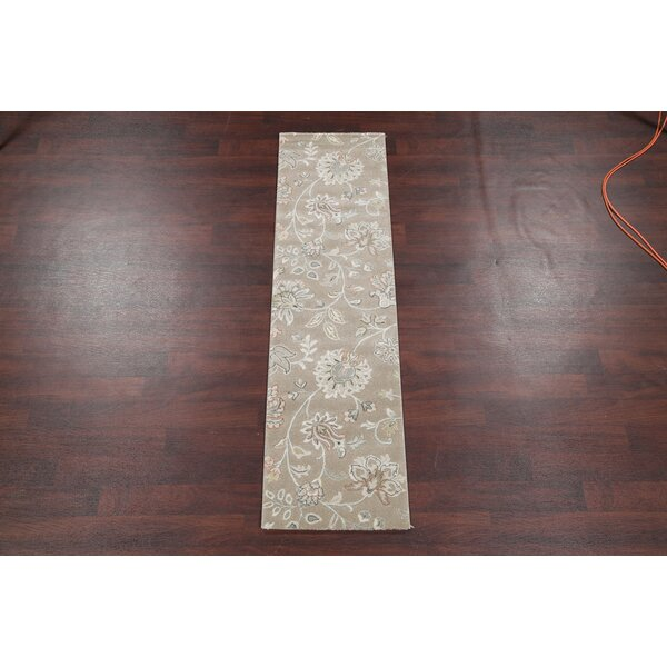 Prairie Grove Beige/Ivory Area Rug by Charlton Home