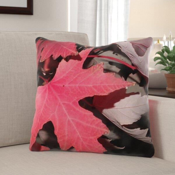 Wilhoit Fall Indoor/Outdoor Throw Pillow