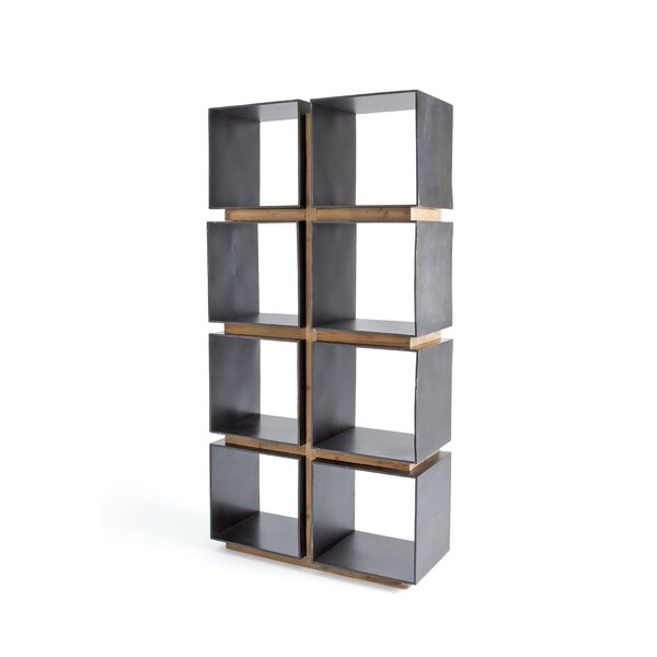 Joyner Shelving Unit Cube Bookcase by 17 Stories