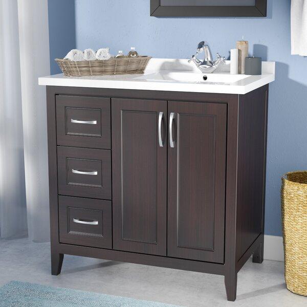 Maldonado 36 Single Bathroom Vanity Set by Andover Mills
