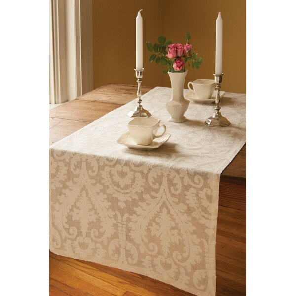 Downton Abbey Duneagle Table Runner by Heritage Lace