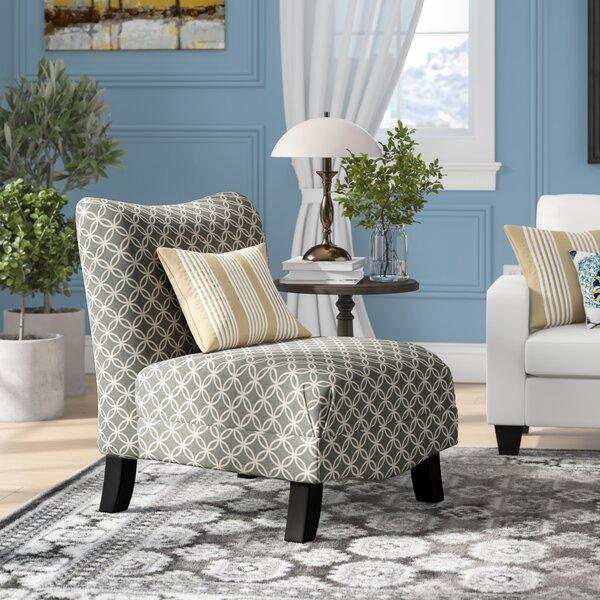 Comfrey Slipper Chair by Red Barrel Studio