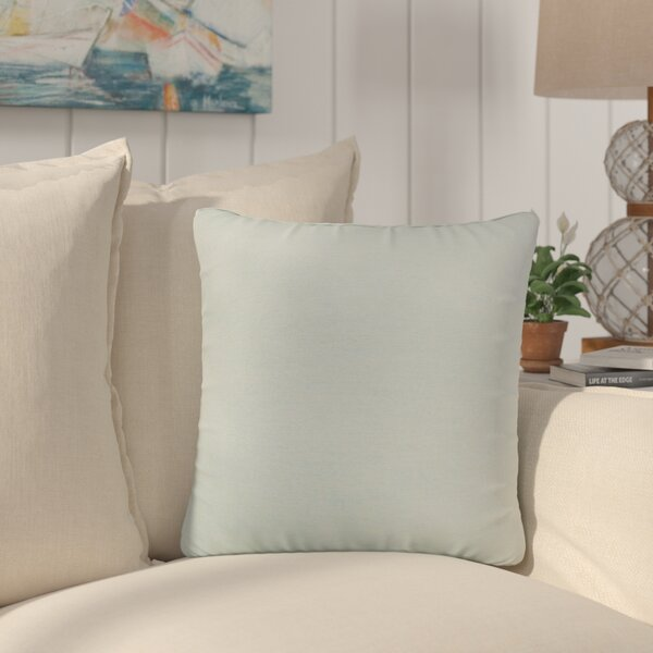 Livia Indoor/Outdoor Sunbrella Throw Pillow (Set of 2) by Longshore Tides