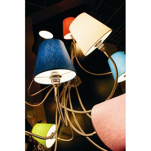 Nugent 5-Light Wall Spotlight Ebern Designs Colour: Chrome