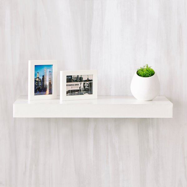 Eco Floating Shelf by Wrought Studio