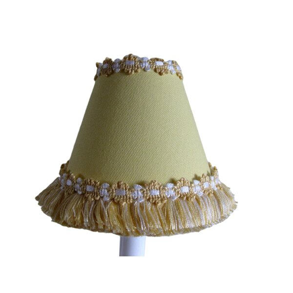 Warm Sunshine 11 Fabric Empire Lamp Shade by Silly Bear Lighting