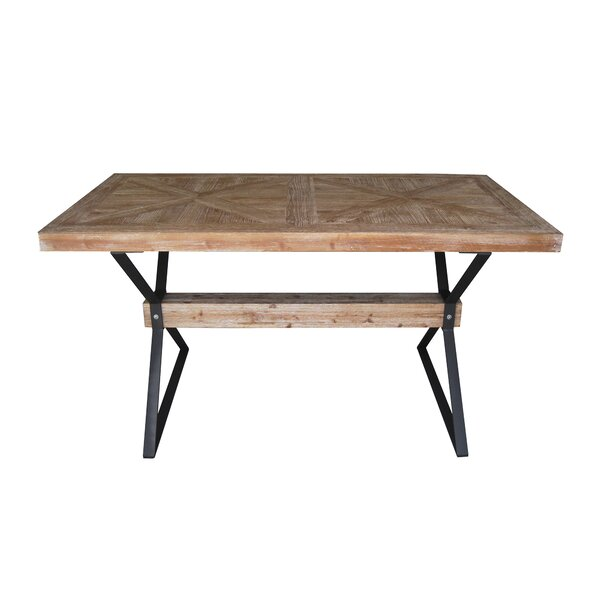 Pantoja Dining Table by Union Rustic