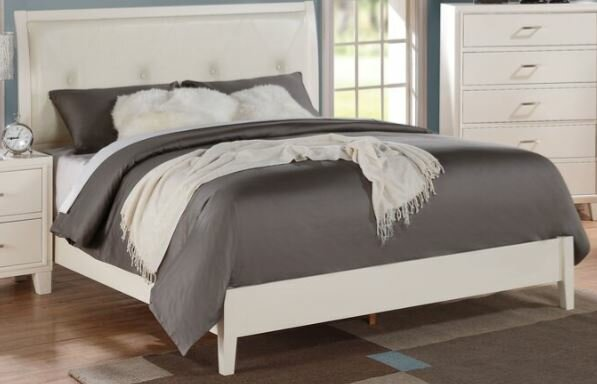 Turcios Upholstered Panel Bed by Red Barrel Studio