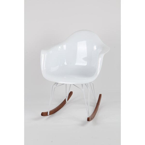 Diamond Rocking Chair by Modern Chairs USA