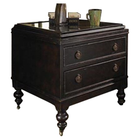 Kingstown Nelson End Table With Storage