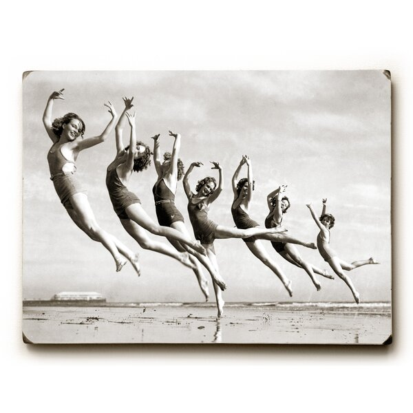Dancers Trained by Lillian Newman Graphic Art by Artehouse LLC