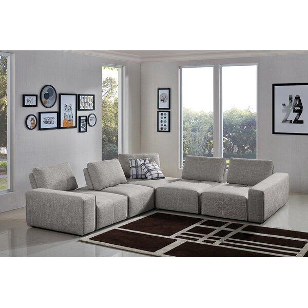 Jazz Modular Sectional by Diamond Sofa
