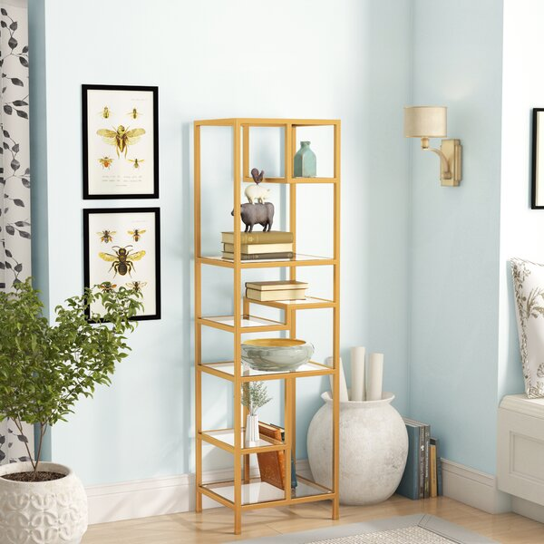 Osiris Etagere Bookcase by Willa Arlo Interiors