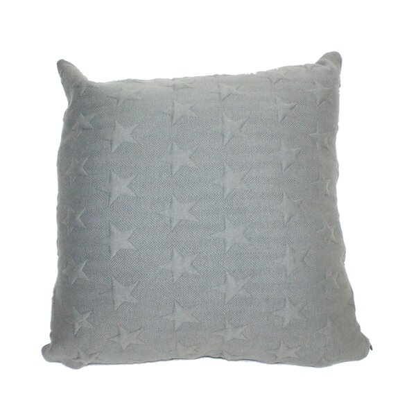Helton Star Brilliant Throw Pillow by Harriet Bee
