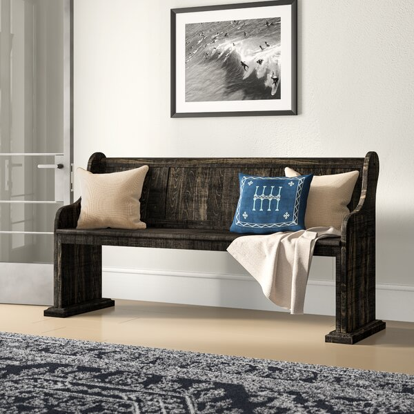 Ellenton Wood Bench By Greyleigh