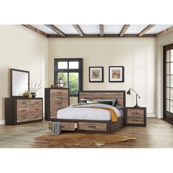 Slade Queen Panel Configurable Bedroom Set by Union Rustic
