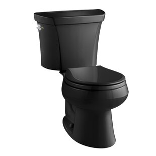 Wellworth 1.6 GPF Round Two-Piece Toilet ByKohler