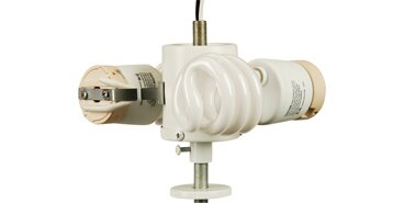 Ceiling Fan Fitter in White by Craftmade