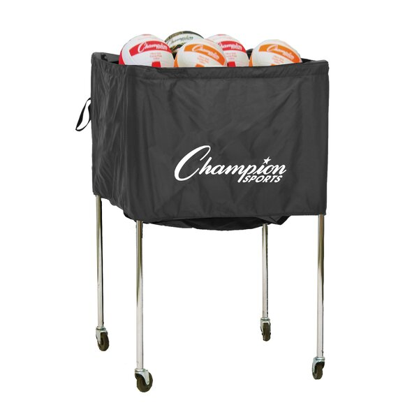 Folding Utility Cart by Champion Sports