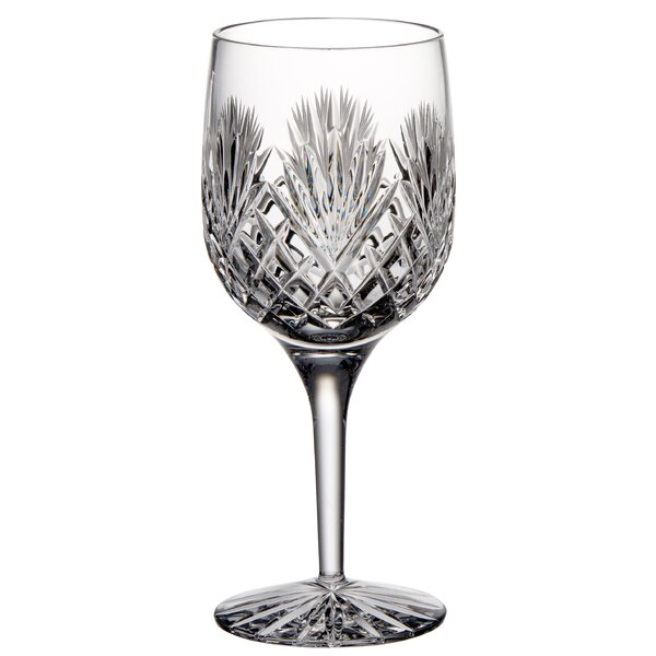 Majestic 9 Oz. Crystal Glass (Set of 4) by Majestic Crystal