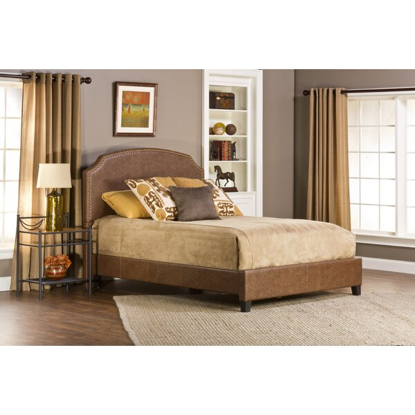 Durango Upholstered Panel Bed by Hillsdale Furniture