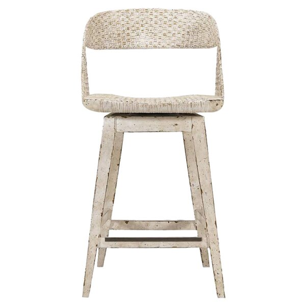 Archipelago 24 Swivel Bar Stool by Stanley Furniture