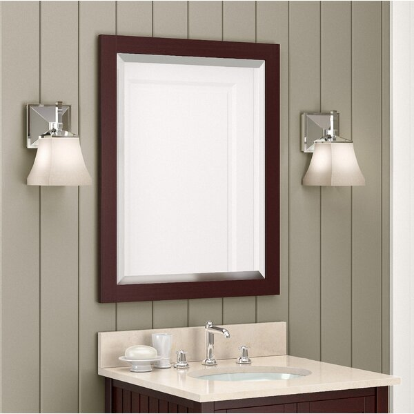 Hanging Bathroom/Vanity Mirror by Darby Home Co
