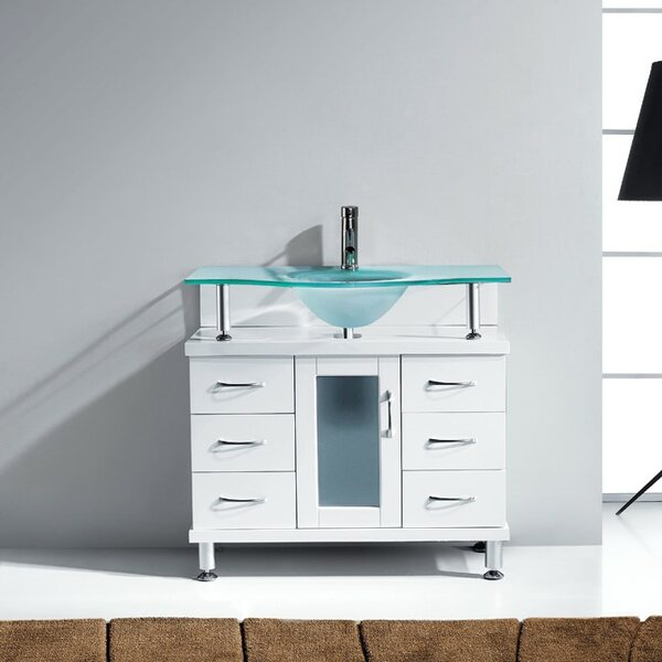 Runge 36 Single Bathroom Vanity Set by Latitude Run