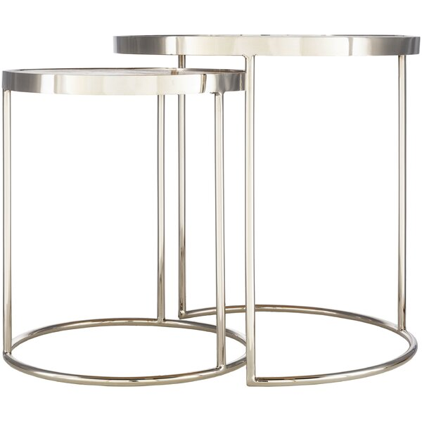 Jessia C Nesting Tables Set By Everly Quinn