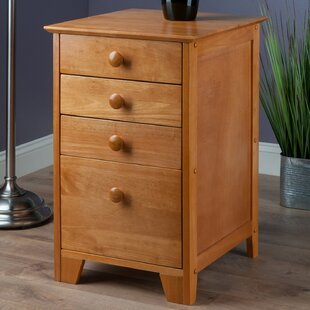Exceptional Hilderbrand 4 Drawer Home Office File Cabinet