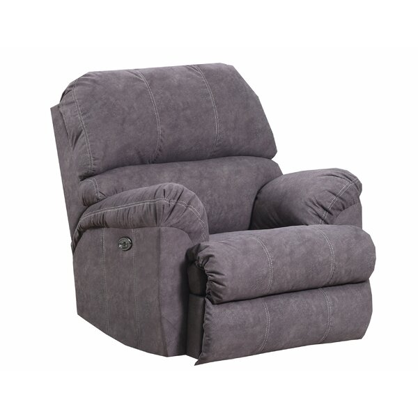 Isadora Manual Rocker Recliner by Simmons Upholstery by Winston Porter