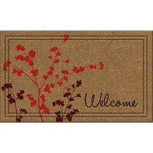 Naturelles Simple Welcome Doormat. Naturelles Simple Welcome Doormat. By Apache  Mills