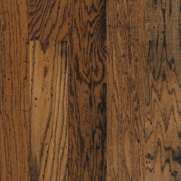 5 Engineered Red Oak Hardwood Flooring in Durango by Bruce Flooring