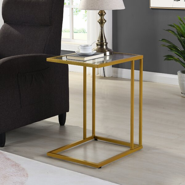 Bagwell End Table By Mercer41