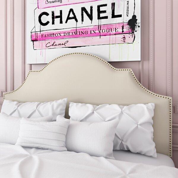 Charlayne Full Upholstered Panel Headboard by Willa Arlo Interiors