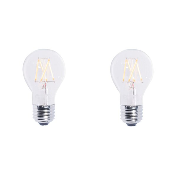 5W E26 Dimmable LED Light Bulb (Set of 2) by Bulbrite Industries