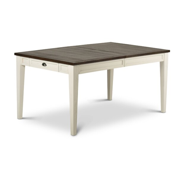 Best #1 Duclos Drop Leaf Dining Table By Highland Dunes Great Reviews