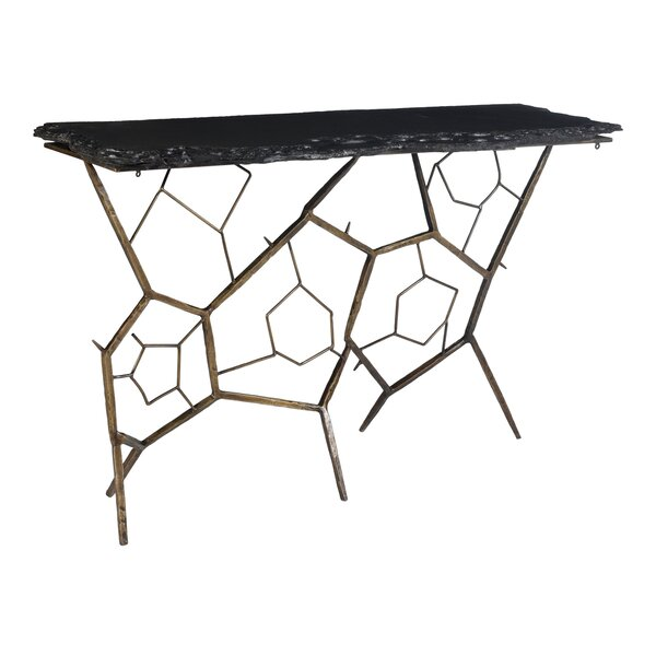 Pena Console Table by 17 Stories