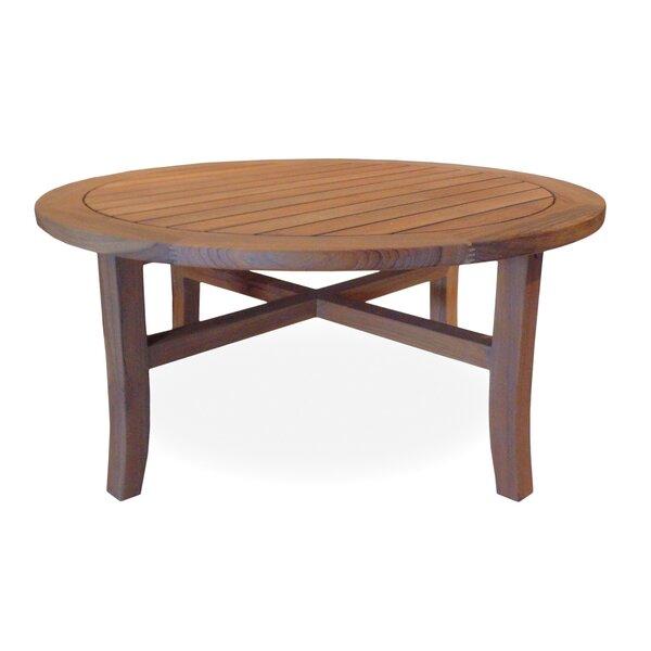 Teak Coffee Table by Lloyd Flanders