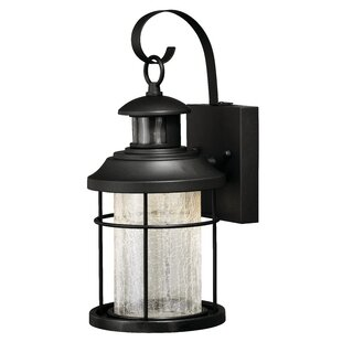 Reviews Melbourne Dualux® 1-Light Outdoor Wall Lantern By Vaxcel