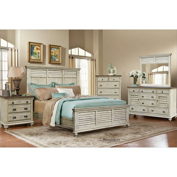 Manna Panel 5 Piece Bedroom Set by Gracie Oaks