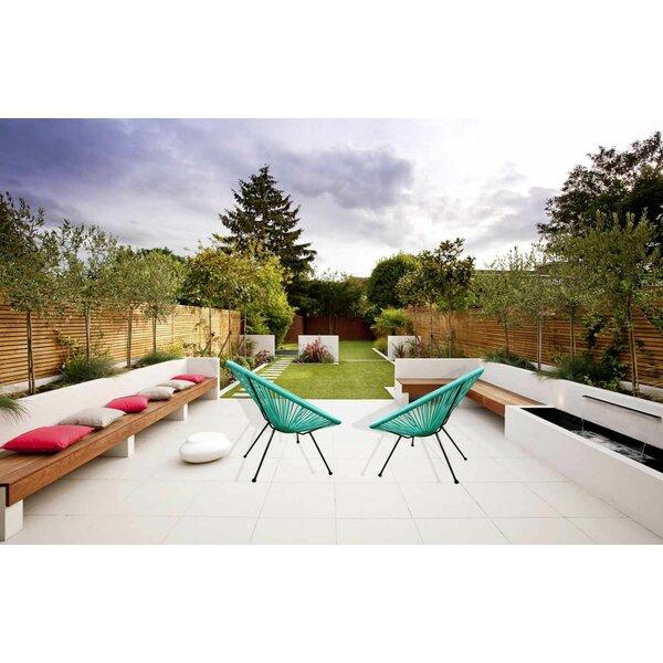 Bovina Patio Chair (Set of 4) by Ivy Bronx Ivy Bronx