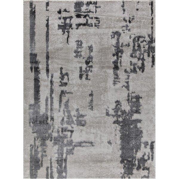 Acuna Gray Area Rug by Orren Ellis
