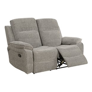 Russo Reclining Loveseat Charlton Home
