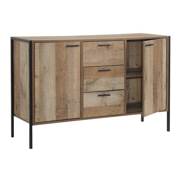 Maher Kitchen Cabinets: Union Rustic Maher 3 Drawer Accent Cabinet