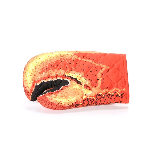 Lobster Claw Oven Mitt by Boston Warehouse Trading Corp