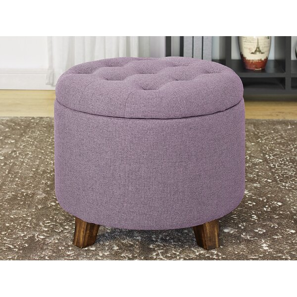 Neale Storage Ottoman by Gracie Oaks