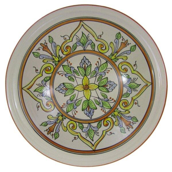 Salvena Stoneware Serving Bowl by Le Souk Ceramique