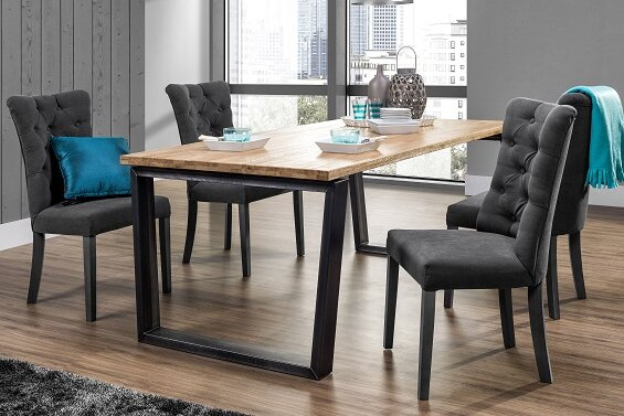 Davis Dining Table by Brayden Studio